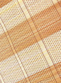Abstract background - straw mat — Stock Photo