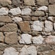 Wall from large stone blocks — Stock Photo #3883118