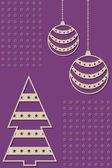 Nový rok a vzít si vánoční přání — Stock vektor