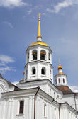 The Orthodox cathedral — Stock Photo