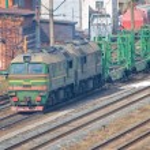 Railway depot — Stock Photo #2929085