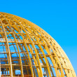 Spherical construction — Stock Photo