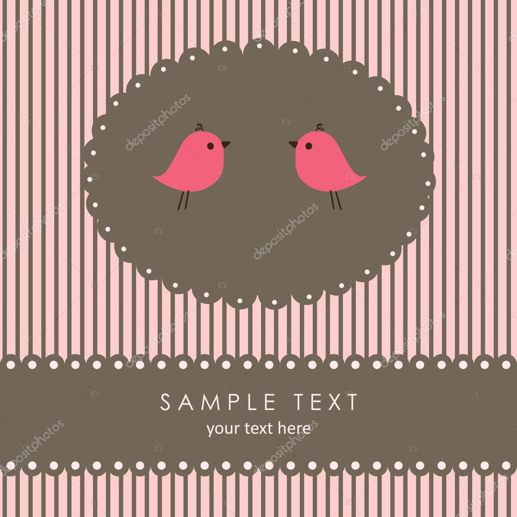 A wonderful example for creating wallpaper, packaging paper, illustrations for books, magazine covers, interior space. — Stock Vector #3787859