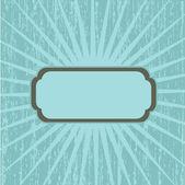 Vintage background.Vintage frame.Wedding card. Vector illustration. — Stock Vector