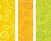 Abstrait multicolore — Vecteur