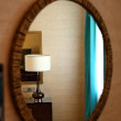 Hotel room - Stockfoto