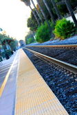 Ventura Train Station — Stock Photo