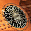 Stock Photo: 12 String Guitar