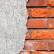 Stock Photo: Background of high resolution colourful brick wall texture