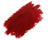 Surface blank red paint — Stock Photo