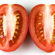 Roma tomatoes — Stock Photo
