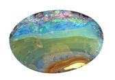 Boulder Opal — Stock Photo
