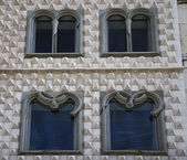 Windows of Lisbon — Stock Photo