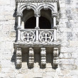 Belem Tower - Windows - Stock Photo