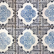 Tiles (Azulejos) — Stock Photo