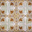 Decorative Tiles (Azulejos) — Photo