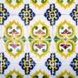 Decorative Tiles (Azulejos) — Stock Photo #3754702