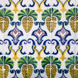 Decorative Tiles (Azulejos) — Stock Photo #3754708