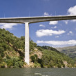 Stock Photo: Bridges of the Douro River