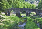 Roman Bridge — Stock Photo