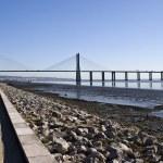 Vasco da Gama Bridge — Stock Photo #3860851