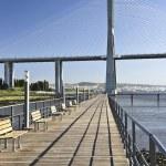 Vasco da Gama Bridge — Stock Photo #3860864