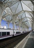 Gare moderne — Photo