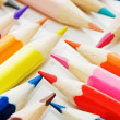 Color pencils collection - Stock Photo