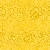 бесшовный фон с золотой — Cтоковый вектор