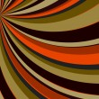 Funky retro background — Image vectorielle