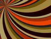 Funky retro bakgrunden — Stockvektor