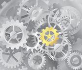 Mecanismo — Vector de stock
