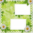 Foto de Stock  : Card for invitation or congratulation