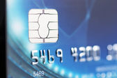 Kredi kartı — Stok fotoğraf