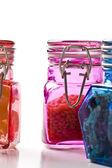 Canning Jars — Stock Photo