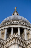 London. St. Paul's Cathedral — Stock Photo
