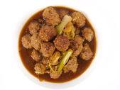 Chinese Meatballs — Stock Photo