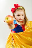 Snow White — Stock Photo
