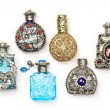 Six perfume bottles — Stock Photo #3163001