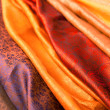 Indian scarves - Stock Photo