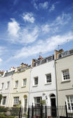 Houses in Knightsbridge, London — Stock Photo