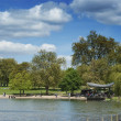 Постер, плакат: Serpentine Lake in Hyde Park London