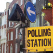 Polling Station — Stock Photo #3086736