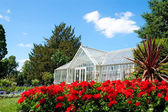 Greenhouse in Richmond — Stock Photo