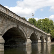 Serpentine Bridge in Hyde Park — Stock Photo