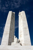 The Vimy World War One War Memorial in France — Stock Photo
