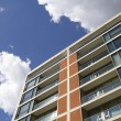 Modern Apartment Block — Stock Photo