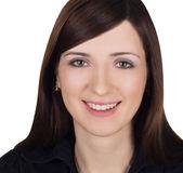 Piękne młoda kobieta — Zdjęcie stockowe