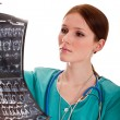 Royalty-Free Stock Photo: Female doctor