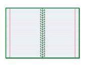 Pc notebook — Stockvektor
